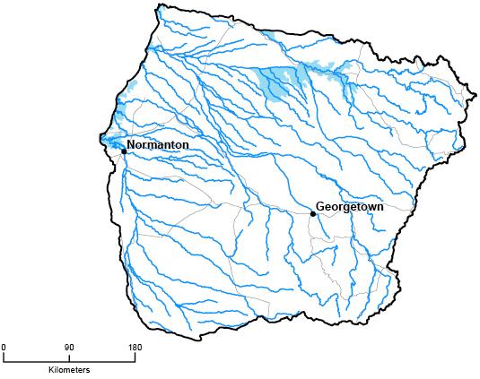 Northern Gulf QLD Region Detail